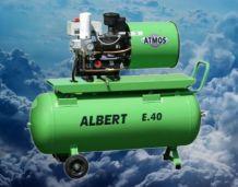 3. ATMOS – šroubové kompresory E.40
