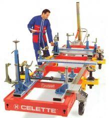 3. CELETTE SEVENNE (XL) - rovnání karoserií