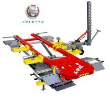 1. CELETTE X-TRAC - rovnací rám se zvedákem
