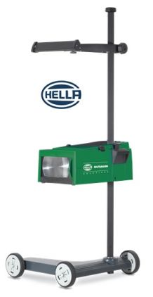 4. HELLA SEG IV – regloskop pro LED